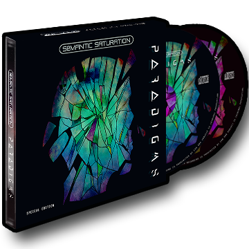 Semantic Saturation - Paradigms Sepecial Edition CD